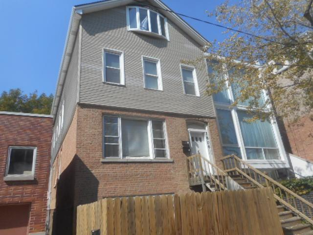 1806 N Paulina Street, Chicago, IL 60647 (MLS #09800203) :: Property Consultants Realty