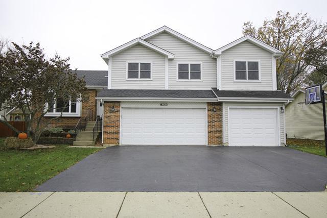 283 Denberry Drive, Lake Zurich, IL 60047 (MLS #09800212) :: Helen Oliveri Real Estate