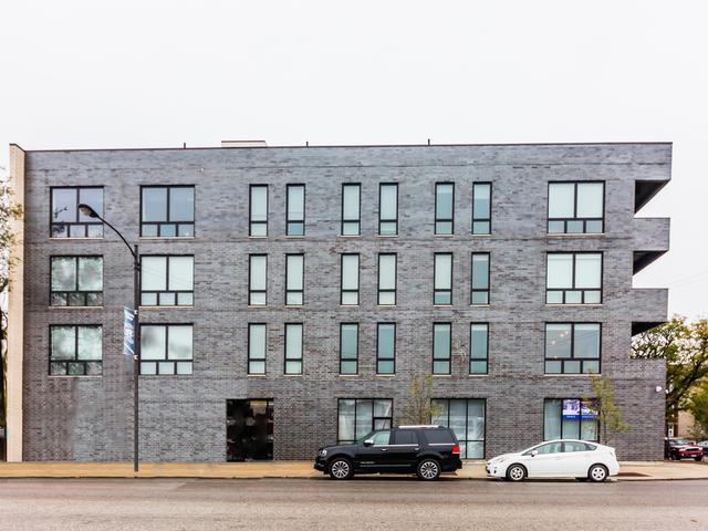 707 N Western Avenue #203, Chicago, IL 60612 (MLS #09800265) :: Domain Realty