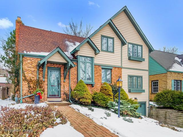 4609 Woodland Avenue, Western Springs, IL 60558 (MLS #09800328) :: The Wexler Group at Keller Williams Preferred Realty