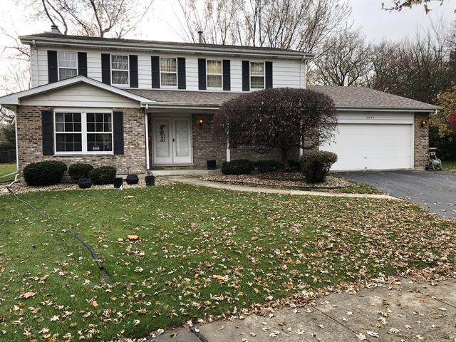 3654 Elm Court, Flossmoor, IL 60422 (MLS #09800360) :: The Wexler Group at Keller Williams Preferred Realty