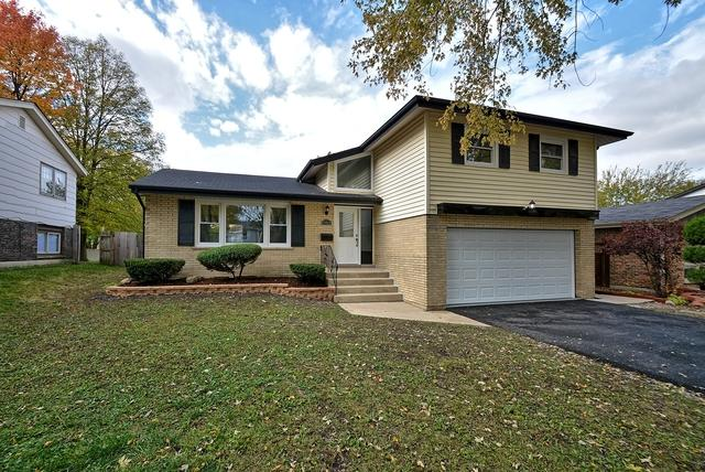 19018 Jodi Terrace, Homewood, IL 60430 (MLS #09800617) :: The Wexler Group at Keller Williams Preferred Realty