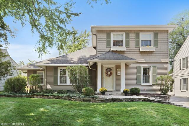 4028 Harvey Avenue, Western Springs, IL 60558 (MLS #09800704) :: The Wexler Group at Keller Williams Preferred Realty