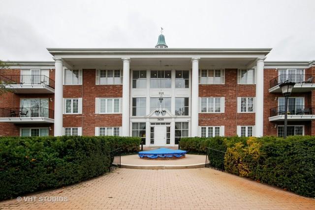 3439 Vollmer Road #201, Flossmoor, IL 60422 (MLS #09800714) :: The Wexler Group at Keller Williams Preferred Realty