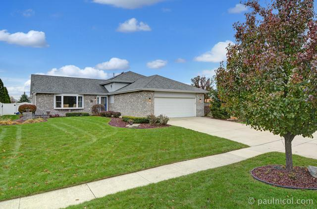 1862 Cornell Drive, New Lenox, IL 60451 (MLS #09800734) :: The Wexler Group at Keller Williams Preferred Realty
