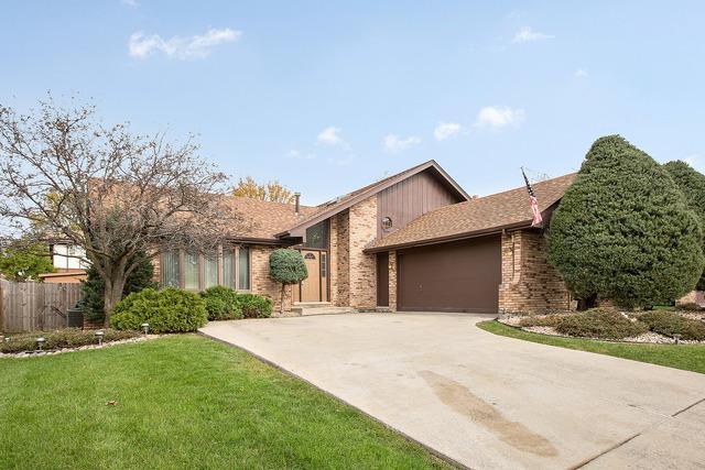 13034 Meadowview Lane, Homer Glen, IL 60491 (MLS #09800772) :: The Wexler Group at Keller Williams Preferred Realty