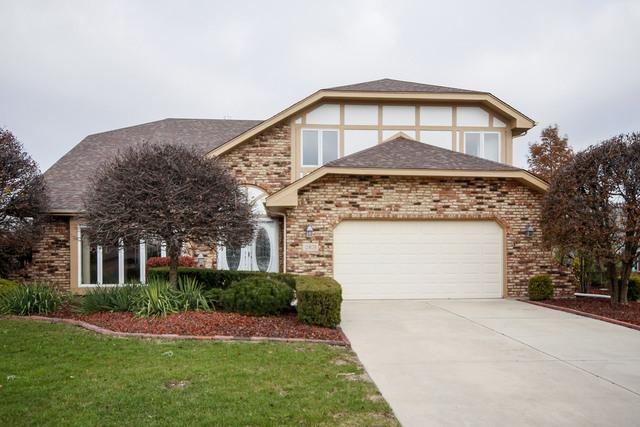 12809 S Surrey Court, Palos Park, IL 60464 (MLS #09800808) :: The Wexler Group at Keller Williams Preferred Realty