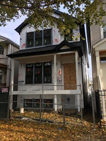 3023 N Leavitt Street, Chicago, IL 60618 (MLS #09801071) :: Domain Realty