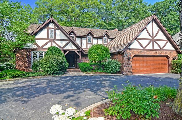 8680 Wedgewood Drive, Burr Ridge, IL 60527 (MLS #09801089) :: The Wexler Group at Keller Williams Preferred Realty