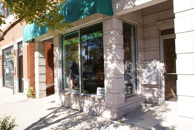 1832 Belmont Avenue A, Chicago, IL 60657 (MLS #09801106) :: Domain Realty