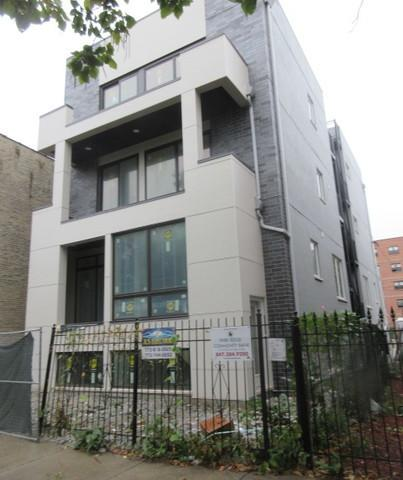 1112 N Mozart Street 1W, Chicago, IL 60622 (MLS #09801508) :: Property Consultants Realty