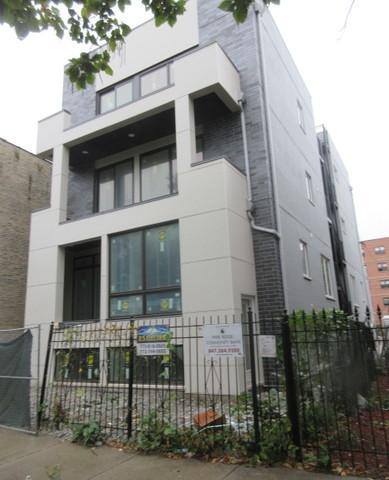 1112 N Mozart Street #2, Chicago, IL 60622 (MLS #09801514) :: Property Consultants Realty