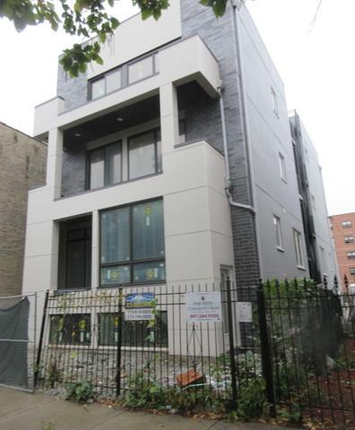 1112 N Mozart Street #3, Chicago, IL 60622 (MLS #09801545) :: Property Consultants Realty