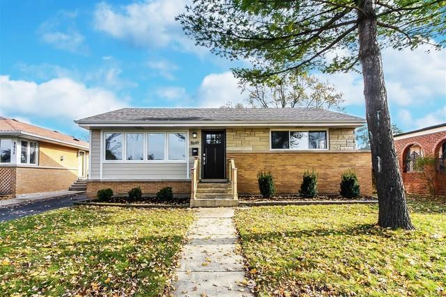 8649 N Oriole Avenue, Niles, IL 60714 (MLS #09801654) :: Helen Oliveri Real Estate