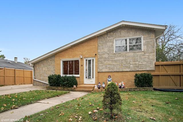 77 Glendale Street, Wheeling, IL 60090 (MLS #09801693) :: Helen Oliveri Real Estate