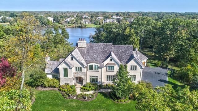20580 W High Ridge Drive, Kildeer, IL 60047 (MLS #09801904) :: Helen Oliveri Real Estate