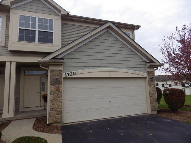 1700 Fieldstone Court #1700, Shorewood, IL 60404 (MLS #09801906) :: The Wexler Group at Keller Williams Preferred Realty