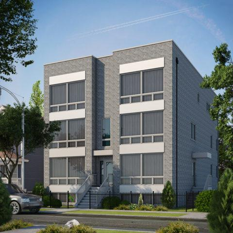 2140 W Rice Street 1W, Chicago, IL 60622 (MLS #09802033) :: Property Consultants Realty