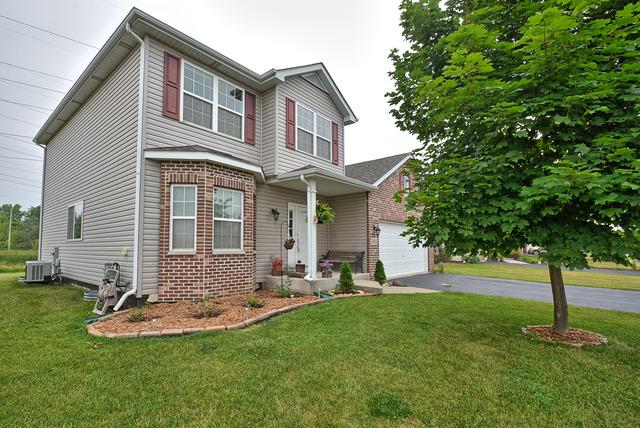 3411 Indian Head Lane, Joliet, IL 60435 (MLS #09802035) :: The Jacobs Group