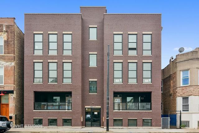 3037 W Belmont Avenue #2, Chicago, IL 60618 (MLS #09802100) :: Domain Realty