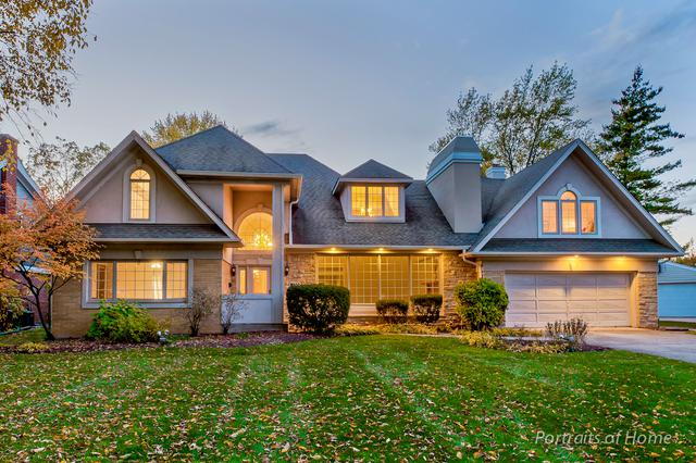 250 N Park Boulevard, Glen Ellyn, IL 60137 (MLS #09802147) :: The Wexler Group at Keller Williams Preferred Realty