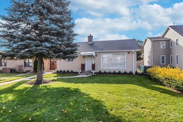7007 Church Street, Morton Grove, IL 60053 (MLS #09802223) :: Helen Oliveri Real Estate