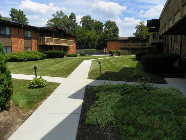 481 Duane Terrace A-1, Glen Ellyn, IL 60137 (MLS #09802262) :: The Wexler Group at Keller Williams Preferred Realty