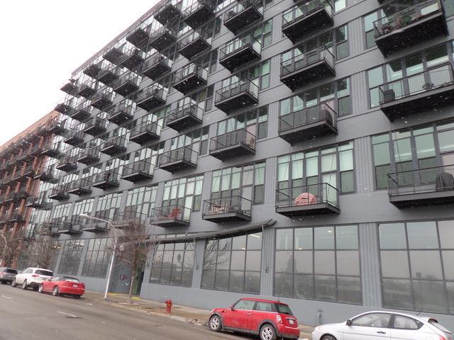 1224 W Van Buren Street #724, Chicago, IL 60607 (MLS #09802274) :: Property Consultants Realty