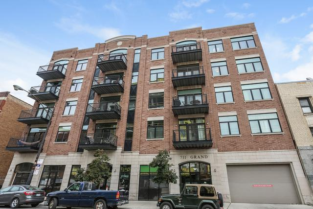 711 W Grand Avenue #401, Chicago, IL 60654 (MLS #09802324) :: Property Consultants Realty