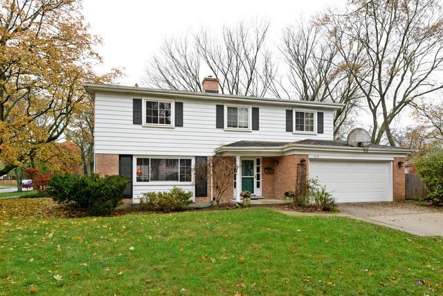 1834 Stockton Drive, Northfield, IL 60093 (MLS #09802364) :: Helen Oliveri Real Estate