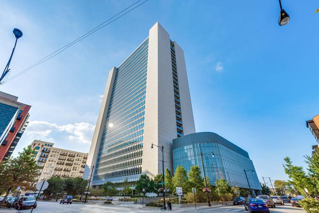 500 W Superior Street #1711, Chicago, IL 60654 (MLS #09802400) :: Property Consultants Realty