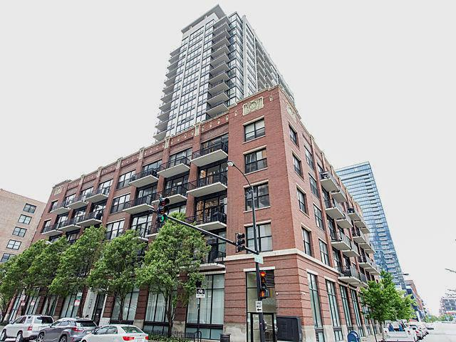 210 S Desplaines Street #209, Chicago, IL 60661 (MLS #09802463) :: Property Consultants Realty