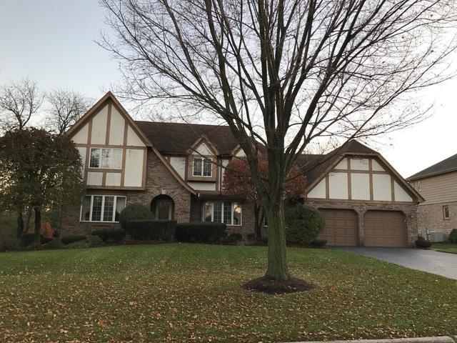 11423 75th Street, Burr Ridge, IL 60527 (MLS #09802472) :: The Wexler Group at Keller Williams Preferred Realty