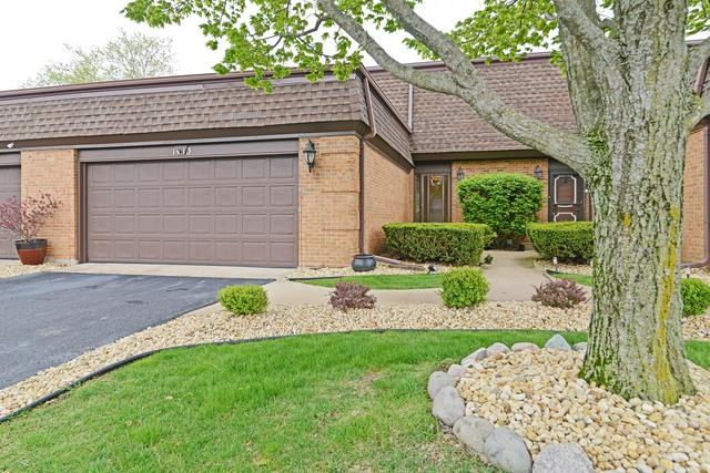 1413 Woodhollow Drive, Flossmoor, IL 60422 (MLS #09802618) :: The Wexler Group at Keller Williams Preferred Realty