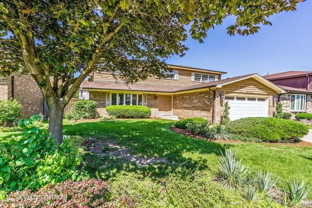 8110 Marmora Avenue, Morton Grove, IL 60053 (MLS #09802678) :: Helen Oliveri Real Estate