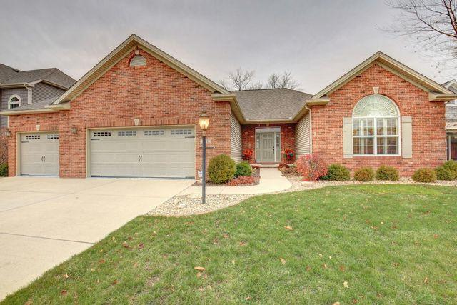 608 Silver Lake Court, Savoy, IL 61874 (MLS #09802682) :: Littlefield Group