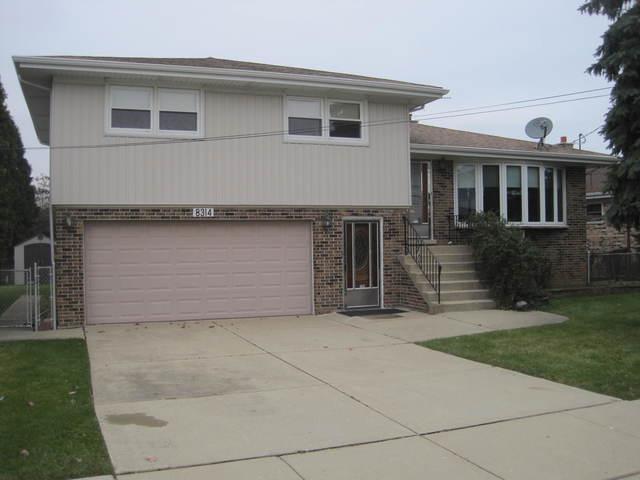 8314 W Ballard Road, Niles, IL 60714 (MLS #09802782) :: Helen Oliveri Real Estate