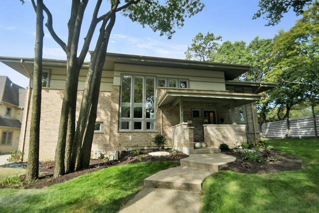3810 Johnson Avenue, Western Springs, IL 60558 (MLS #09802886) :: The Wexler Group at Keller Williams Preferred Realty