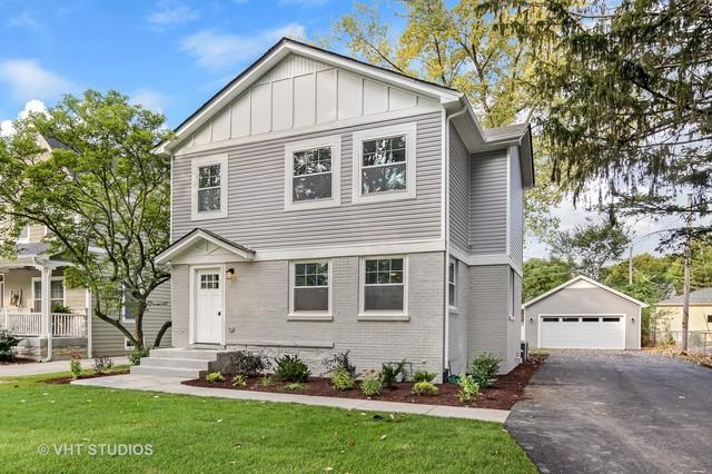 468 Whittier Avenue, Glen Ellyn, IL 60137 (MLS #09803025) :: The Wexler Group at Keller Williams Preferred Realty