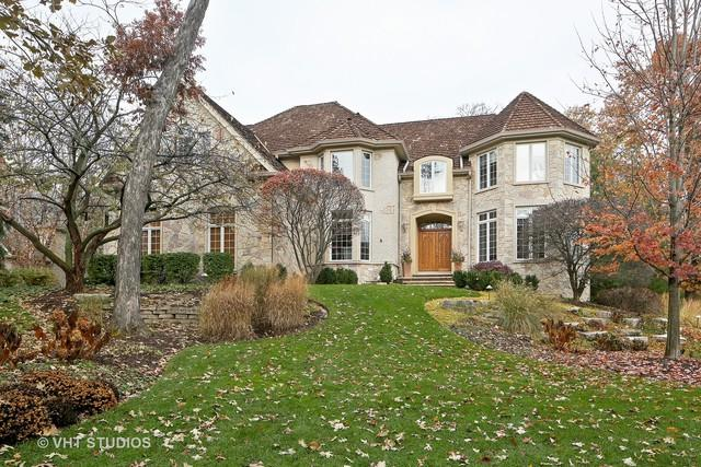 8626 Timber Ridge Drive, Burr Ridge, IL 60527 (MLS #09803030) :: The Wexler Group at Keller Williams Preferred Realty