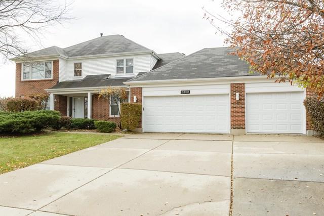 2308 Birchwood Court N, Buffalo Grove, IL 60089 (MLS #09803089) :: Helen Oliveri Real Estate