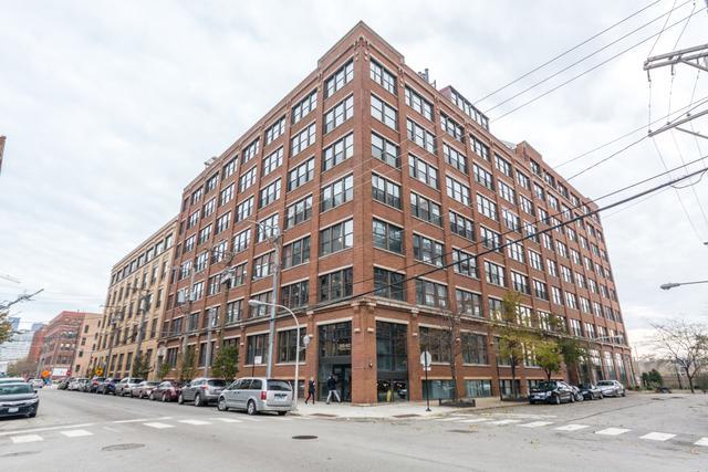411 S Sangamon Street 5E, Chicago, IL 60607 (MLS #09803121) :: Property Consultants Realty