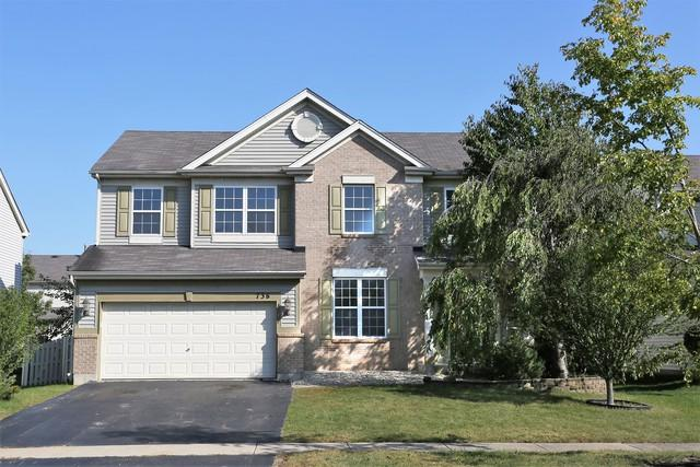 738 Glenside Circle, Bolingbrook, IL 60490 (MLS #09803122) :: The Wexler Group at Keller Williams Preferred Realty