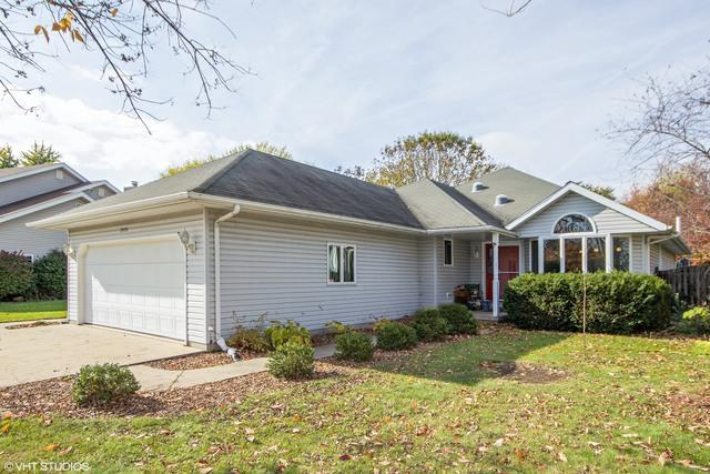 24430 S Egret Drive, Channahon, IL 60410 (MLS #09803123) :: The Wexler Group at Keller Williams Preferred Realty