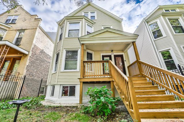 3847 W School Street, Chicago, IL 60618 (MLS #09803135) :: Domain Realty