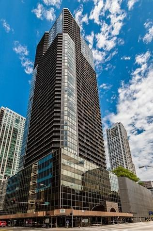 10 E Ontario Street #4804, Chicago, IL 60611 (MLS #09803147) :: Property Consultants Realty