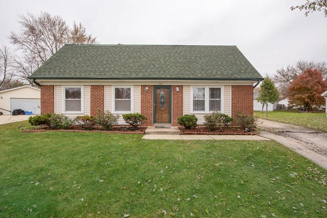 721 Hawthorne Court, Bolingbrook, IL 60440 (MLS #09803157) :: The Wexler Group at Keller Williams Preferred Realty