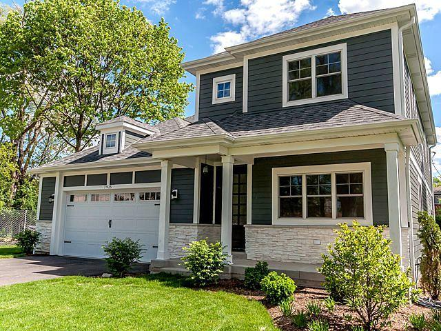 7915 Foster Street, Morton Grove, IL 60053 (MLS #09803220) :: Helen Oliveri Real Estate
