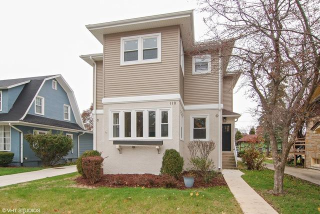 110 Lawton Road, Riverside, IL 60546 (MLS #09803256) :: The Wexler Group at Keller Williams Preferred Realty