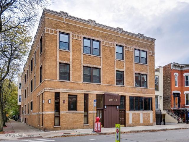 503 W Armitage Avenue B, Chicago, IL 60614 (MLS #09803268) :: Carrington Real Estate Services